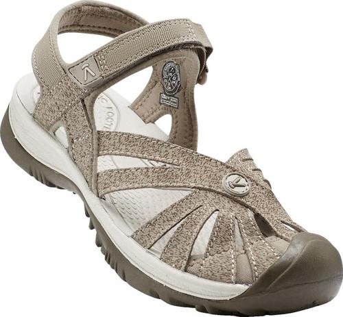 Keen Women's Rose Sandal - Brindle/Shitake