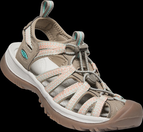 Keen Women's Whisper - Taupe/Coral