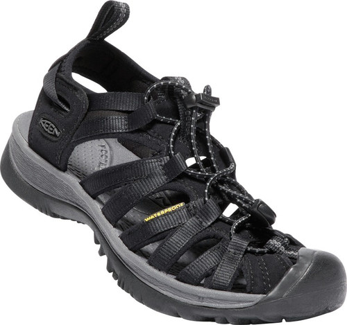 Keen Women's Whisper - Black/Magnet