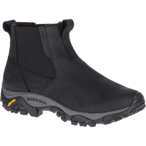 Merrell Men's Moab Adventure Chelsea PLR WP - Black
