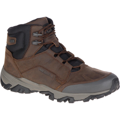 Merrell Men's Coldpack Ice+ Mid Polar WP - Clay