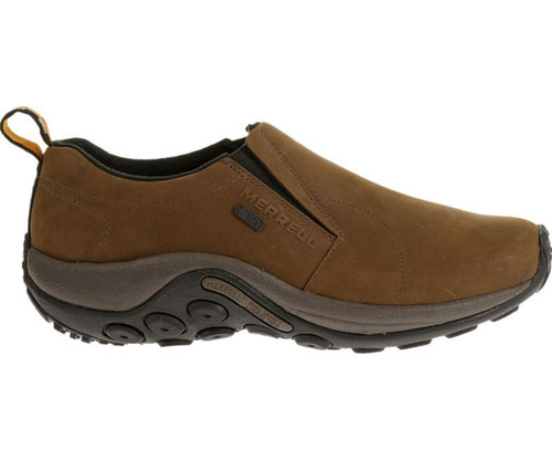 Merrell Men's Jungle Moc Nubuck Wtpf - Brown