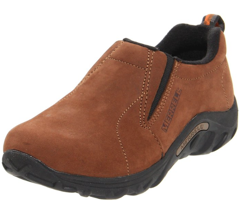 Merrell Children's Jungle Moc Nubuck - Brown