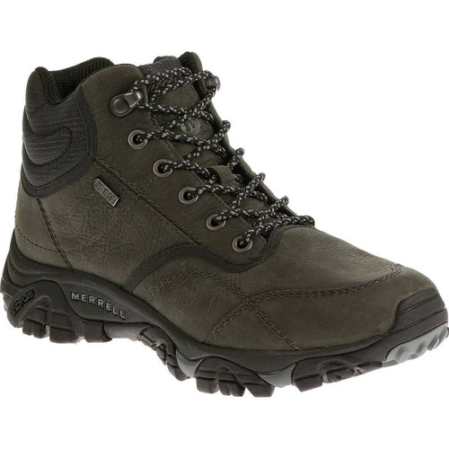 Merrell Men's Moab Rover Mid Waterproof - Castle Rock