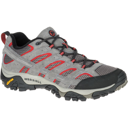 Merrell Men's Moab 2 Vent - Charcoal Grey