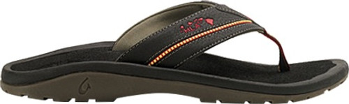 Olukai Men's Kia'I II - Black/Black