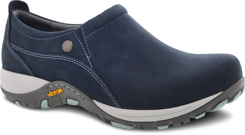 Dansko Women's Patti - Navy Milled Nubuck