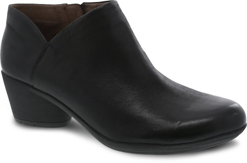 Dansko Women's Raina - Black Burnished Nubuck