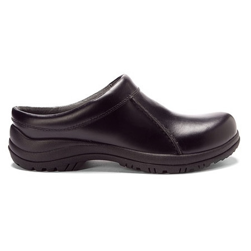 Dansko Men's Wil - Black Smooth