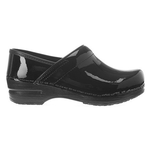 Dansko Women's Professional Regular - Black Patent