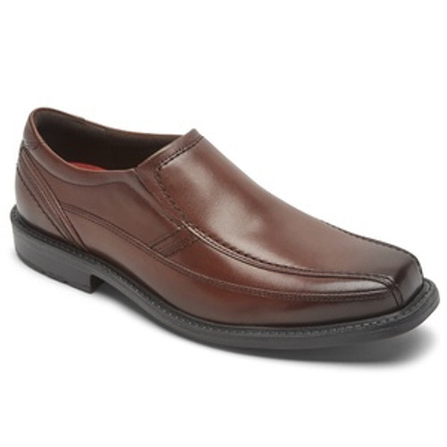 Cognac bicycle toe slip on by Rockport.