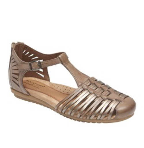 New Khaki huarache sandal by Rockport.