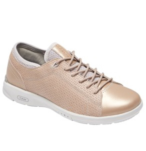 Blush Lace up casual tie shoe from Rockport