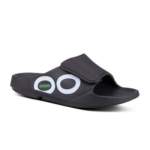 Oofos Ooahh Sport Flex - Black