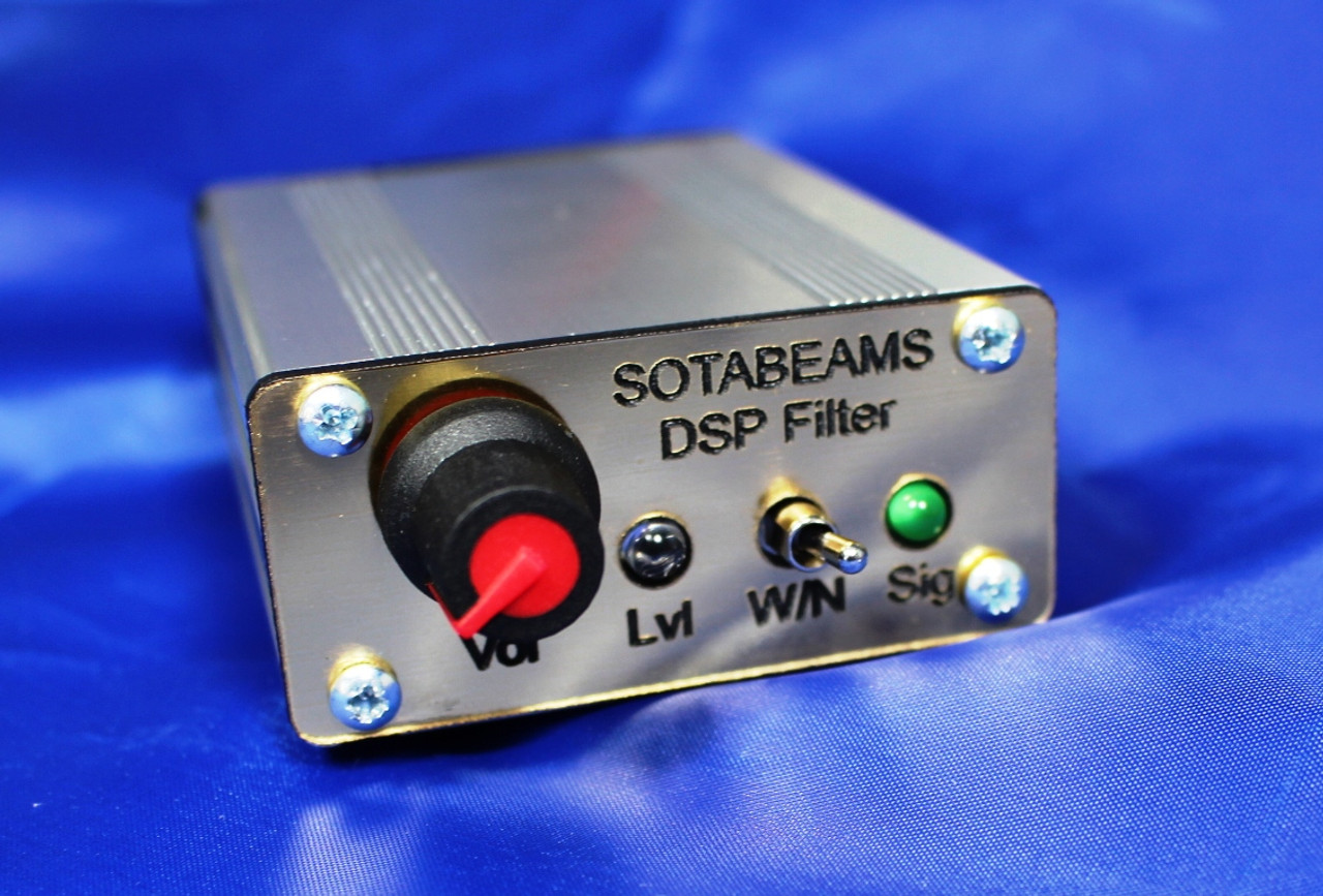 DSP Audio Filter Units - ready to use