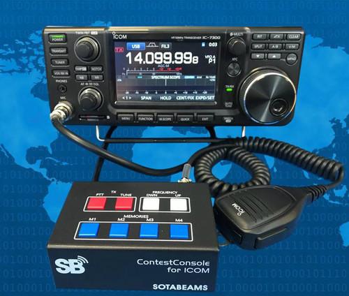 Ham Radio Accessories - Click2Tune Dongle, Speech Compressor, PCB