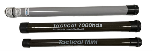 Compact ultra-portable 6 m (19 6 ft) mast