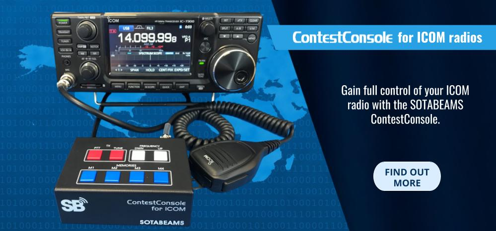 SOTABEAMS - Portable Antennas, Supports, Accessories and much more