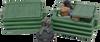 1046-Dumpster Set
