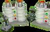 1169-Atmospheric Exchanger 2 each