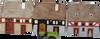 1220-Tudor House 4ea