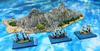 1270-1/700th Lagoon Island