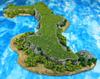 1275-1/700th Hammerhead Island