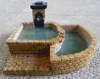 1117-Old World Stone Fountain