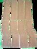 1149-Terra Cobblestone 8pc Road Set 6.5 ft