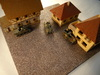 1166-15/28mm Belgium Block Cobblestone  Mat 12x12