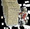 1285-Farm Stone Wall Set 15pc Slate