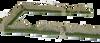 1291-Yorkshire Wall Ruin Wall Set Slate