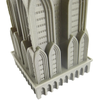 1366 Imperium Barracks from side view