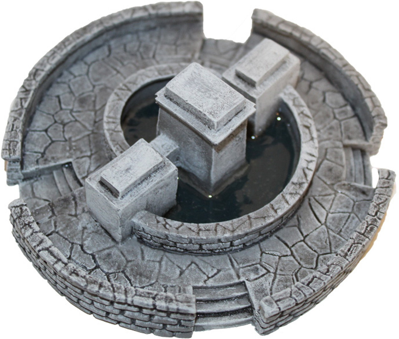 1195-European Fountain