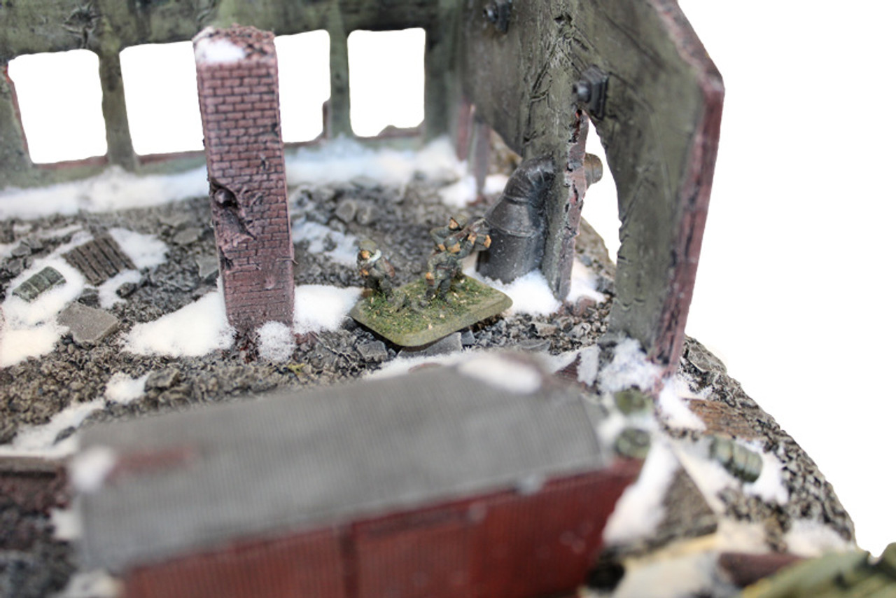 1197-Barrikady Factory Ruin