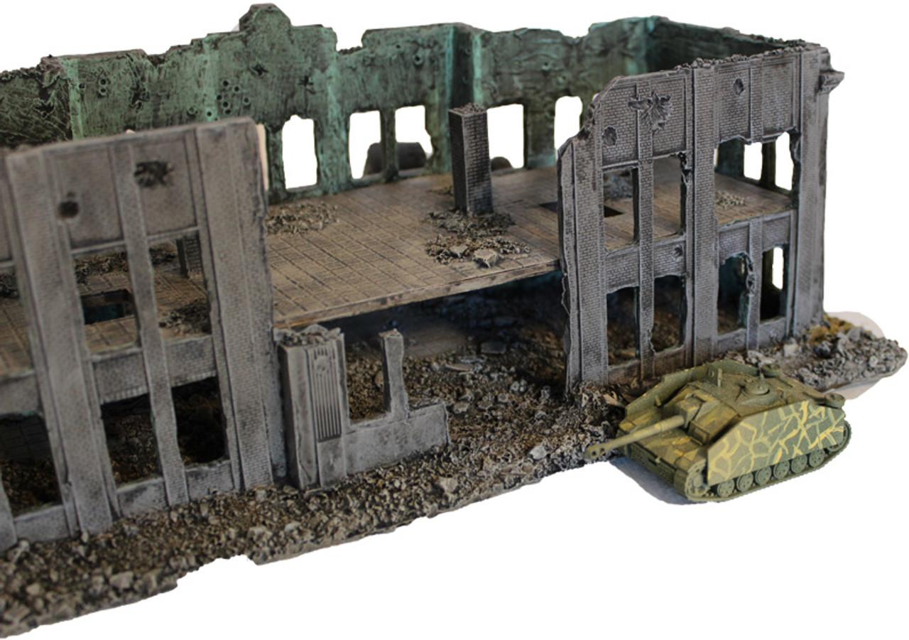 1198-Stalingrad Train Station #1