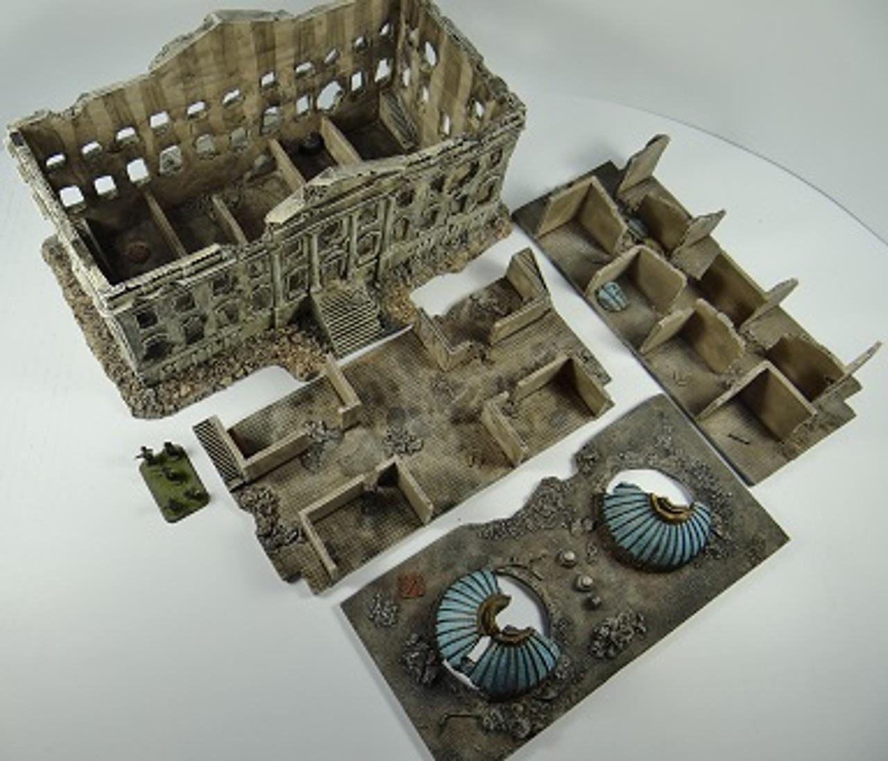 1205-Reichstag Ruin