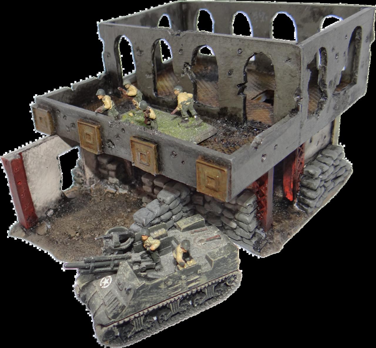 1006-Heidelberg Ruin