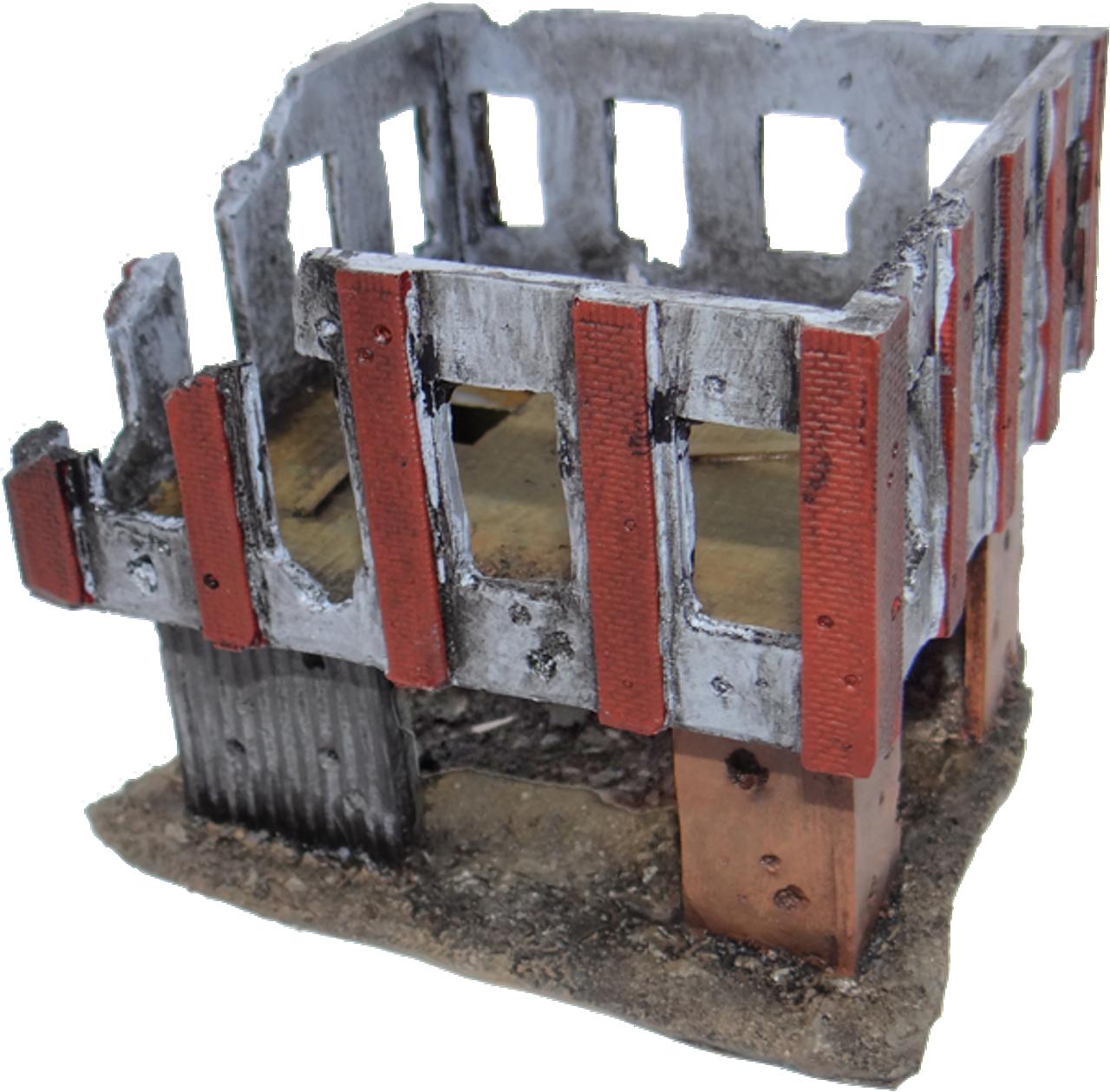 1008-Cologne Ruin