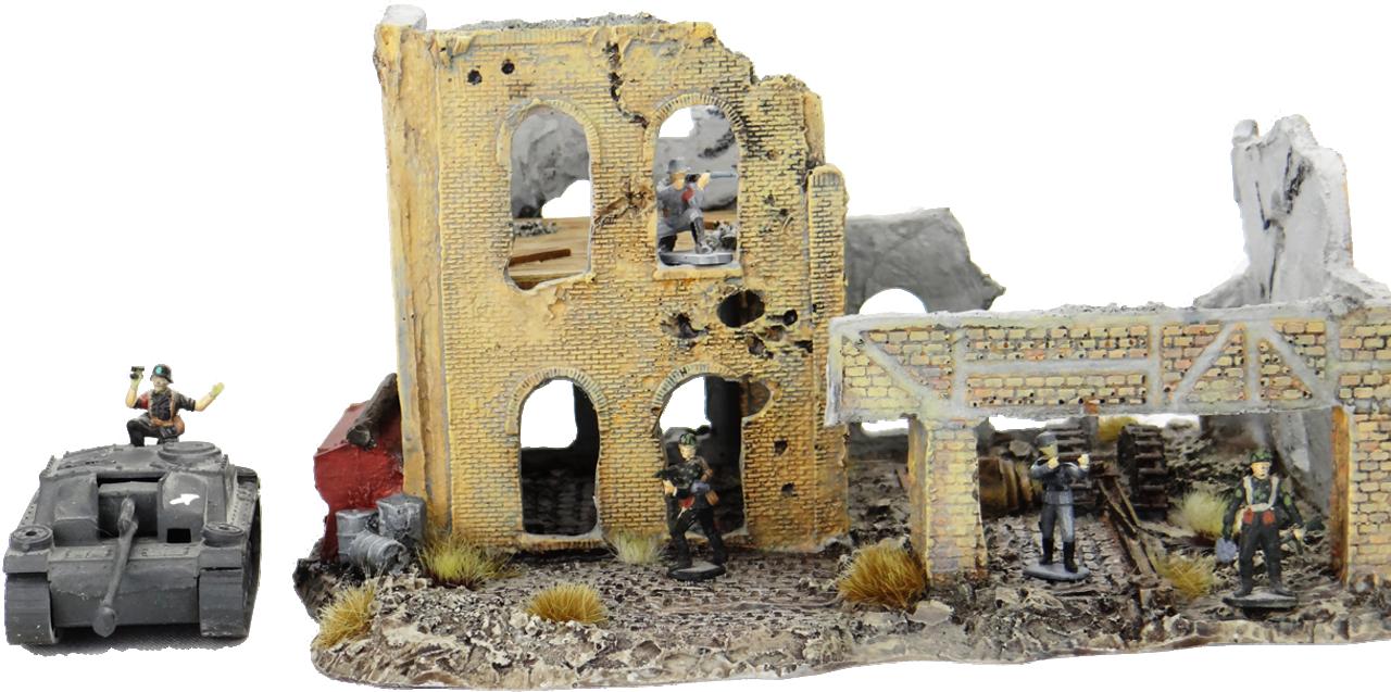 1310-Mechanical Factory Ruin
