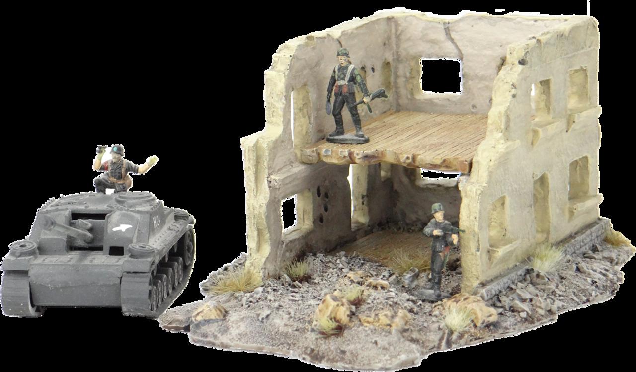 1312-Burg House Ruin