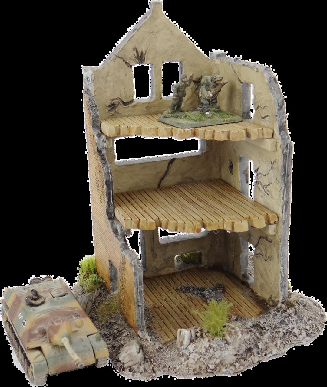 1314-Gruessen Cafe Ruin