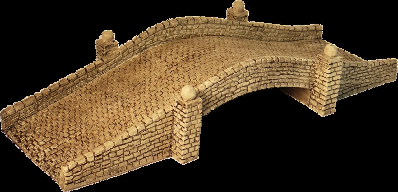 1020-European Stone Bridge