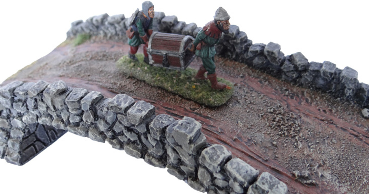 1086-Medieval Bridge