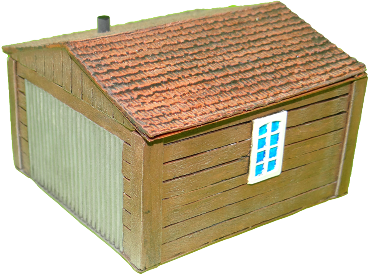 1042-Outbuilding w/Liftoff Roof