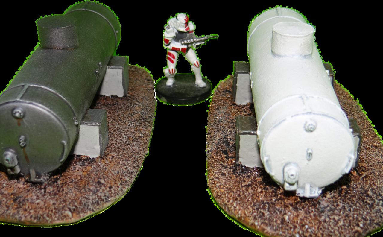 1043-Fuel Tank 2ea