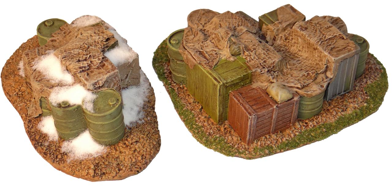 1186-Ammo & Fuel Dump