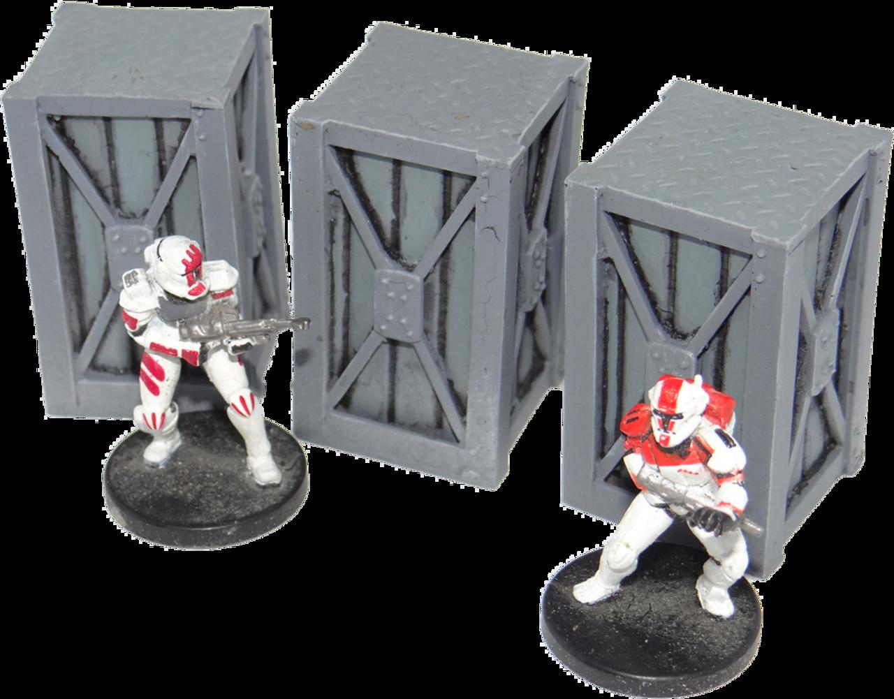 1030-Munitions Crate 3ea