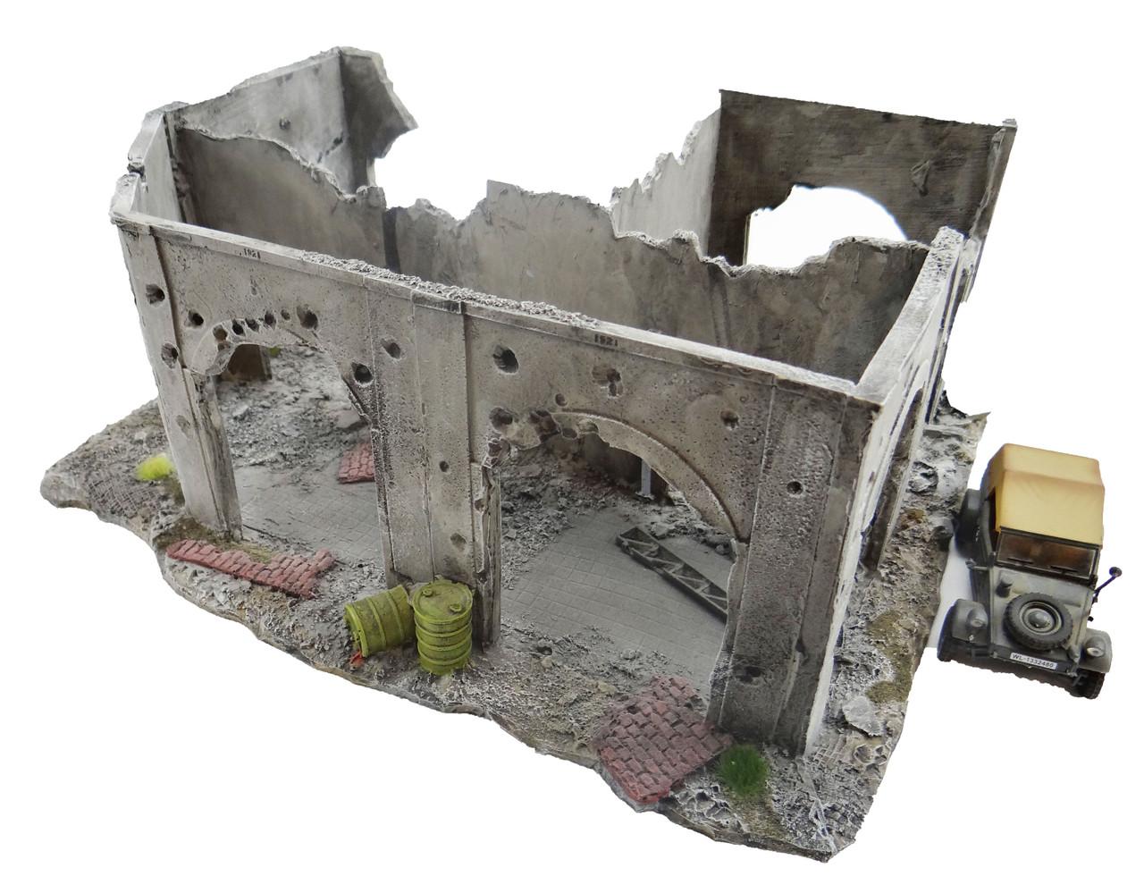 1049-Munitions Factory
