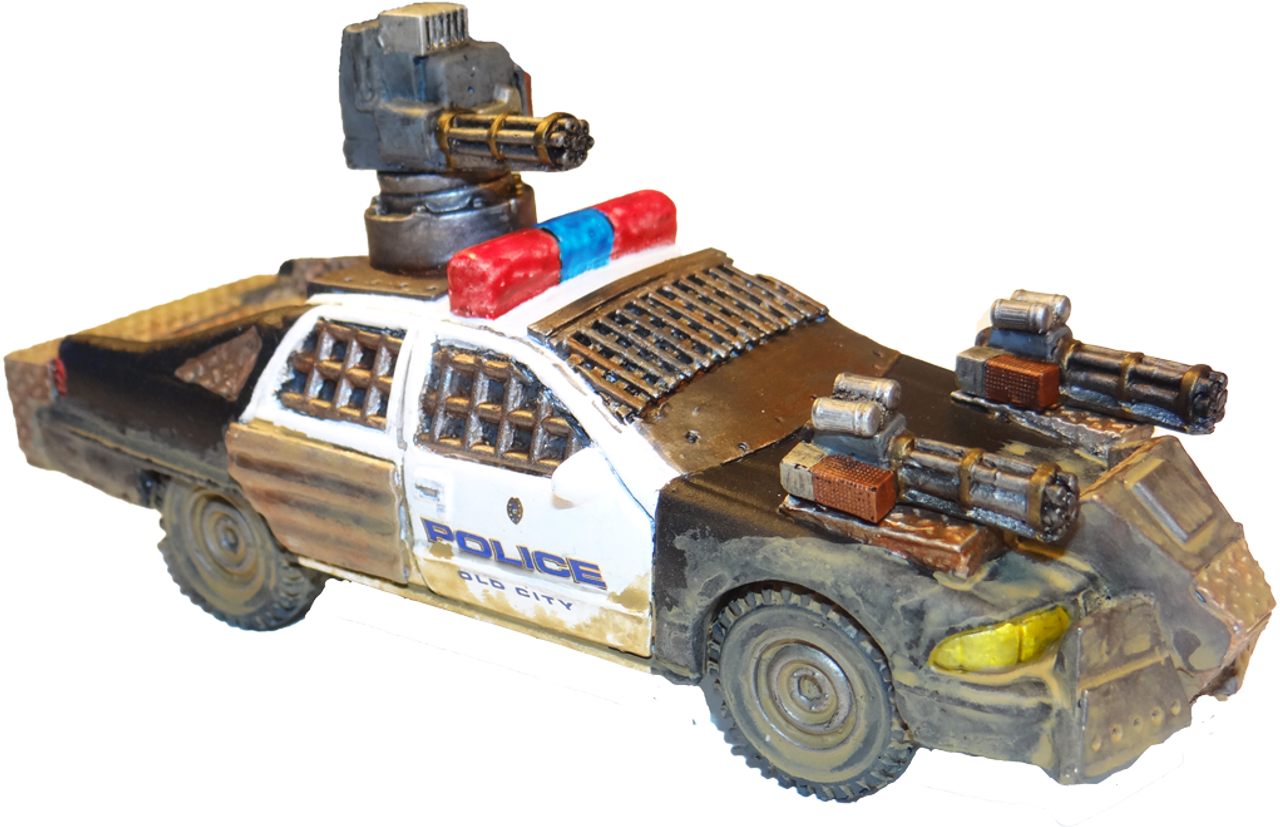 1227-The Enforcer Vehicle